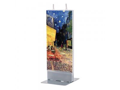 Candela Van Gogh - Terrazza del caffè