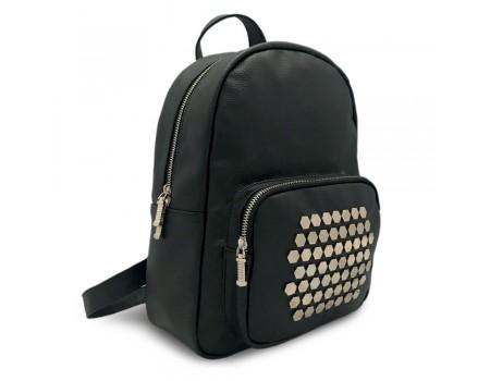 Zainetto con borchie