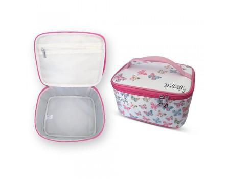 Beauty Case Butterfly