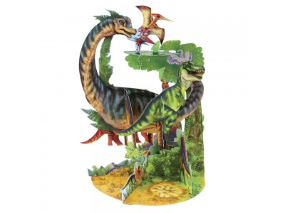 Biglietto Dinosauri