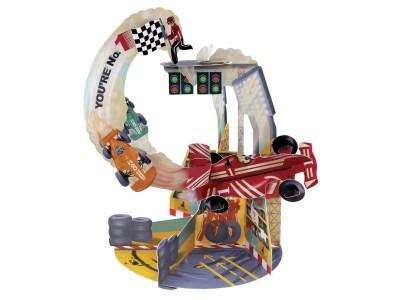 Biglietto Auto da corsa